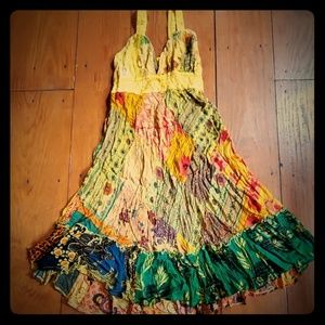 Dresses & Skirts - Patchwork dress